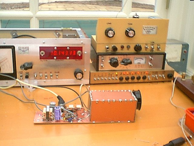 You are browsing images from the article: 30m receiver