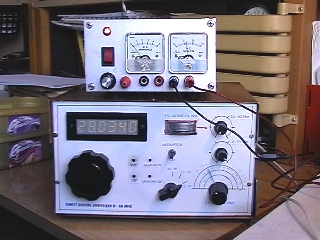 You are browsing images from the article: An Experimental Polyphase Receiver by Bozidar Pasaric 9A2HL, Croatia