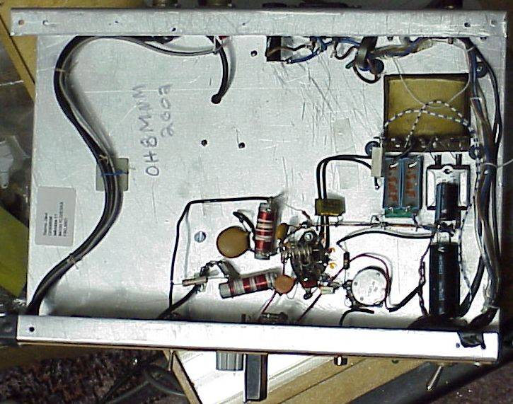 You are browsing images from the article: One-valve QRP CW Transmitter by Raimo Jarvi OH8MNM, Finland