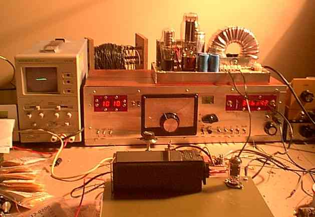 You are browsing images from the article: Low Frequency crystal oscillator